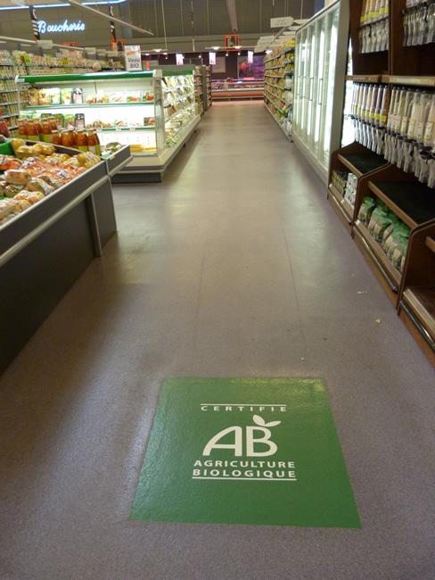 Revêtement sol industriel agroalimentaire