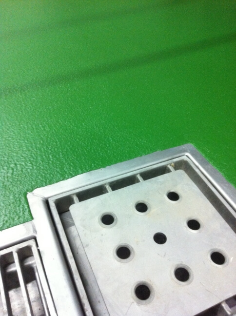 sol industriel agroalimentaire Polyurethane Monopur ®